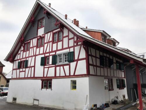 Riegelhaus Unterengstringen (1)