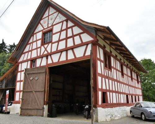 Scheune Schloss Wellenberg nachher (1)